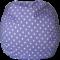 Polka Dots Bean Bag Chair