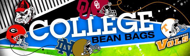 Classic Bean Bags Collegiate