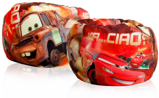 Cars 2 Bean Bag Chairs