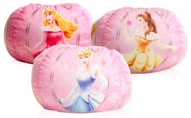 Disney Princess Aurora Belle Cinderella Bean Bag Chairs