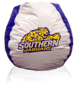 Southern Jaguars Bean Bag Chair