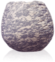 Digital Camouflage Fabric (Camo) Bean Bag