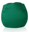 Classic Bean Bag Chair with Twill Fabric