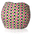 Hearts Bean Bag Chair