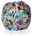 Kaleidoscope Bean Bag Chair