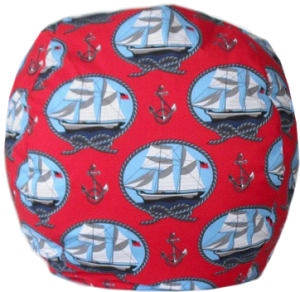 Nautical Bean Bag Chair