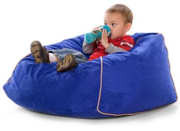 Jaxx Club Jr Kids Bean Bag Chair Free Shipping