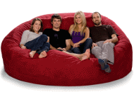 Jaxx 8' Sac | Bean Bag Couch