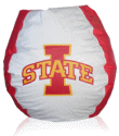 Iowa State University Cyclones Bean Bag Chair