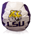 Louisiana State University Bean Bag Chair