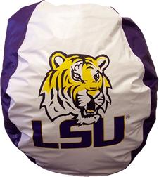 Louisiana State University Bean Bag Chair
