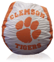 Clemson University Bean Bag Chair