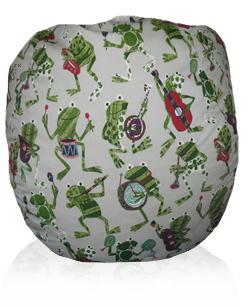 Stupendous Frogs Bean Bag Chair Frankydiablos Diy Chair Ideas Frankydiabloscom