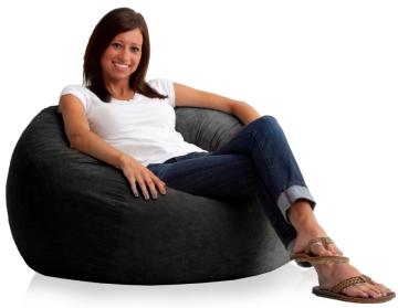 3.5 Ft FUF Chair   Comfort Suede