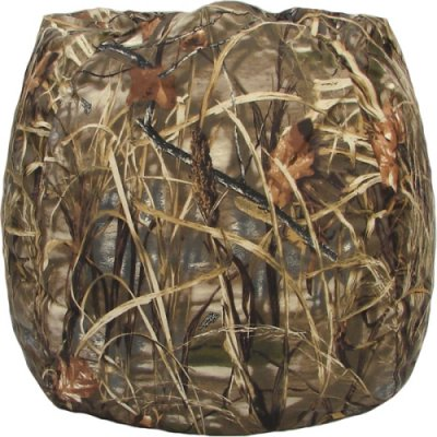 Fantastic Bean Bag Chair With Hunters Camouflage Fabric Camo Alphanode Cool Chair Designs And Ideas Alphanodeonline