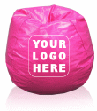 Custom Print Bean Bag Chair